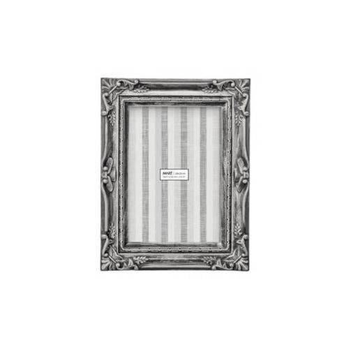 Porta Retrato Retangular Classic Mart Collection 10x15cm Cin