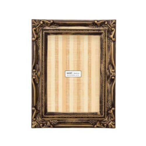 Porta Retrato Retangular Classic Mart Collection 13x18cm Cob