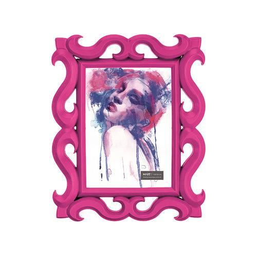Porta-Retrato Rosa - 13 X 18 Cm