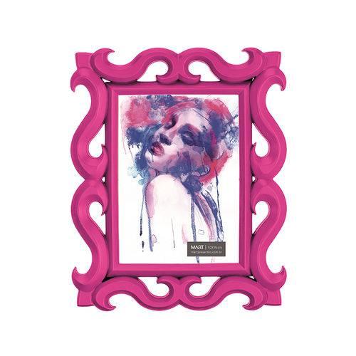 Porta-Retrato Rosa - 10 X 15 Cm