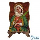 Porta-Retrato Santa Apolônia   SJO Artigos Religiosos