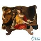 Porta-Retrato Santa Cecília | SJO Artigos Religiosos