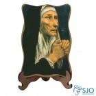 Porta-Retrato Santa Mônica | SJO Artigos Religiosos