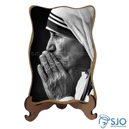 Porta-Retrato Santa Teresa de Calcutá - Modelo 2 | SJO Artigos Religiosos