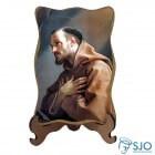 Porta-Retrato São Francisco de Assis   SJO Artigos Religiosos