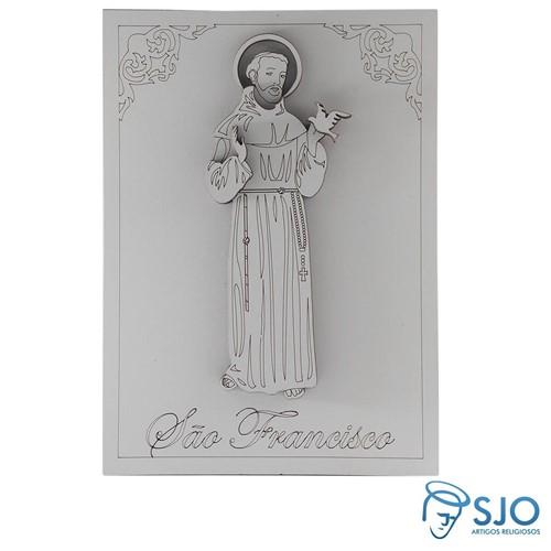 Porta Retrato São Francisco de Assis   SJO Artigos Religiosos
