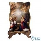 Porta-Retrato São Gabriel - Modelo 2 | SJO Artigos Religiosos