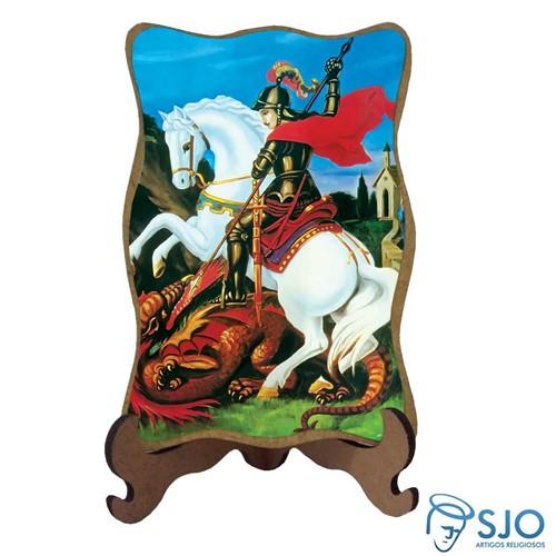 Porta-Retrato São Jorge - Modelo 1 | SJO Artigos Religiosos