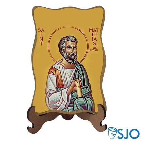 Porta-retrato São Matias   SJO Artigos Religiosos