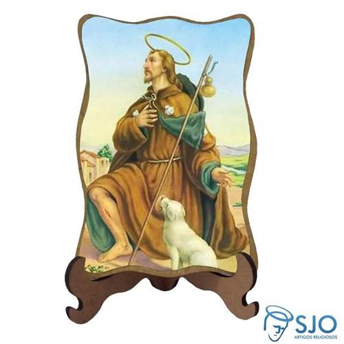 Porta-Retrato São Roque | SJO Artigos Religiosos