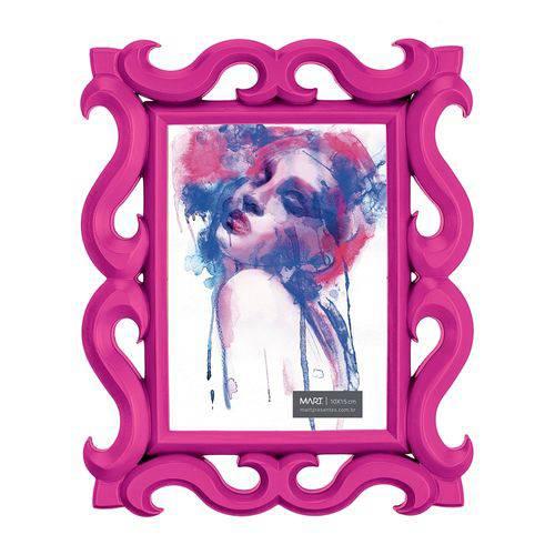Porta-Retrato Scorpion - Foto 10x15 Cm - Rosa Pink