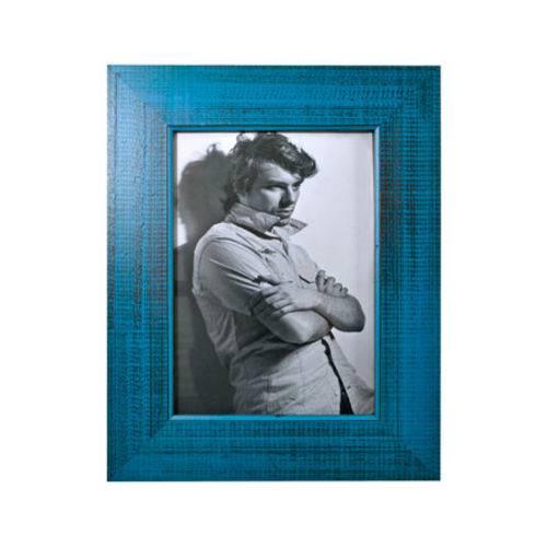 Porta Retrato Trancoso Azul 15x21 Cm
