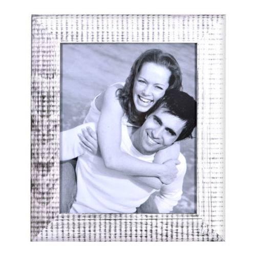 Porta Retrato Trancoso Branco 20x25 Cm