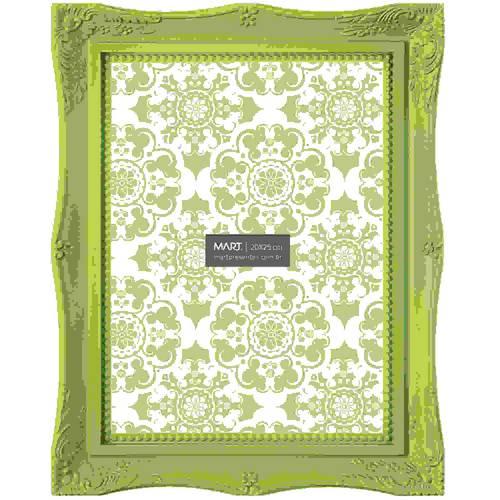 Porta-Retrato Verde 20x25 Cm Flash