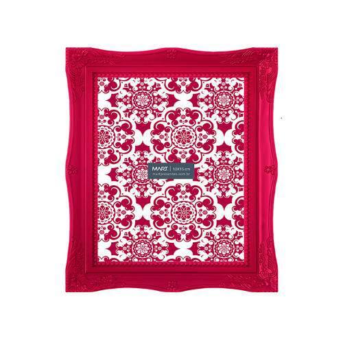 Porta-Retrato Vermelho 10x15 Cm Flash