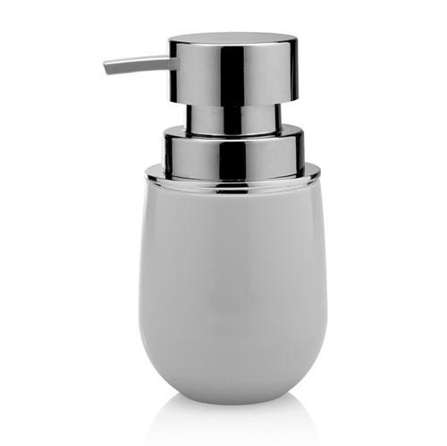Porta Sabonete Liquido OU New Belly Branco 400ML - 27090