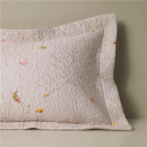 Porta Travesseiro Ladybird Dupla-face