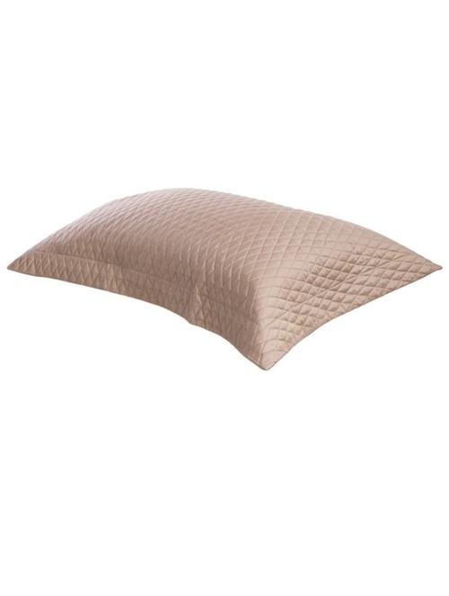 Porta Travesseiro Minute Egípcio Nozes 50X70cm