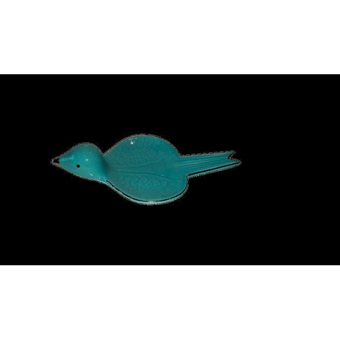 Porta Treco ou Jóias Pássaro Tiffany