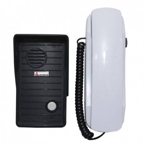 Porteiro Eletronico - Amelco Residencial Am-M-10