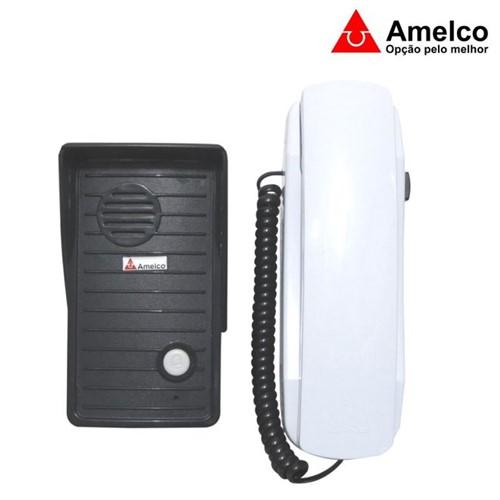 Porteiro Eletrônico Residencial AM-M10 Amelco