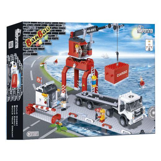 Porto de Embarque 538 Peças - Banbao