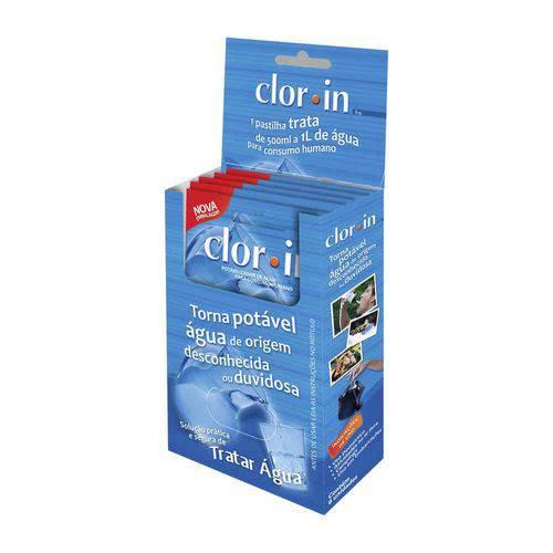 Potabilizador de Água Clorin 1mg