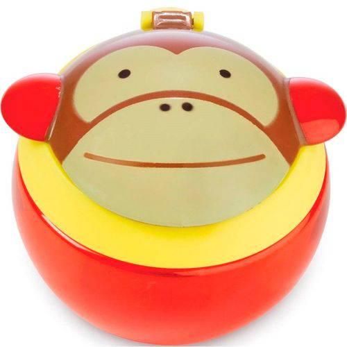 Pote de Lanche Zoo Macaco - Skip Hop
