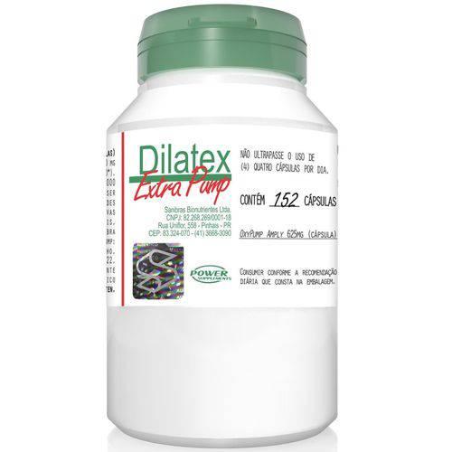 Pote Dilatex 152 Cápsulas Vasodilatador - Power Supplement