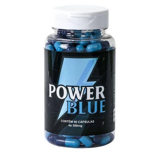 Power Blue Estimulante Natural 90 Cápsulas
