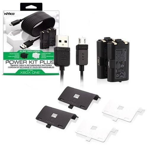Power Kit Bateria para Controle Xbox One Nyko