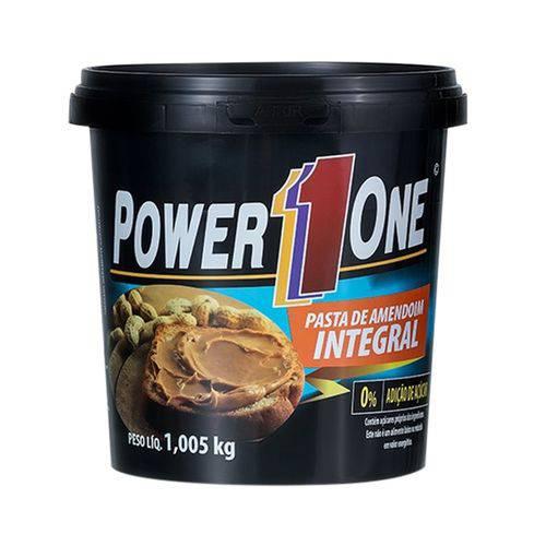 Power One Pasta de Amendoim ( Tradicional ) 1,005kg