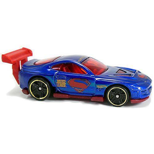 Power Pro - Superman - Carrinho - Hot Wheels - Justice League - Dc