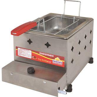 PR-10 G Fritadeira a Oleo - Progas - Gás