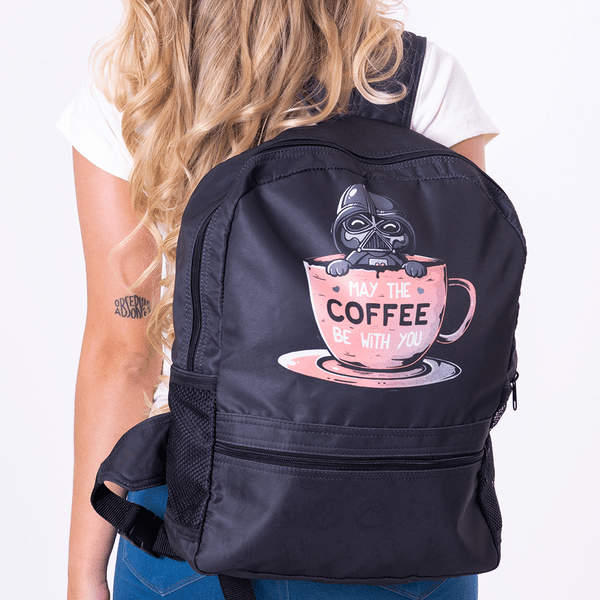 PR - Mochila May The Coffee Be With You