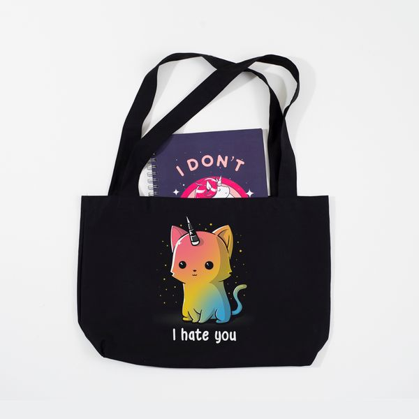 PR - Totebag I Hate You