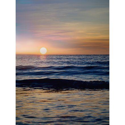 Gravura para Quadros – Arte Praia e Sol - 36 X 47,5 Cm - Papel Fotográfico Fosco