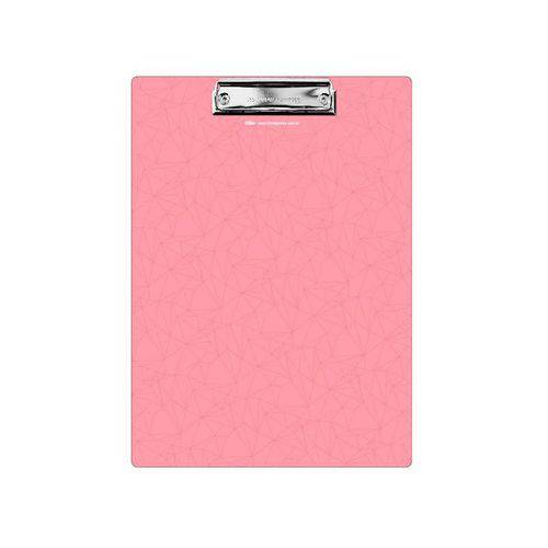 Prancheta Ótima A4 Pink Stone 25594