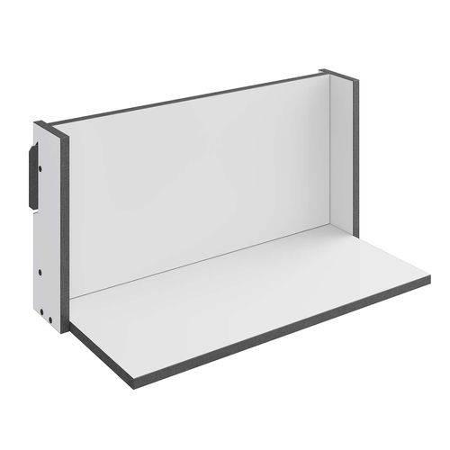 Prateleira 1006 Mov 29,5 X 59,5 X 29,5 Branco - Be Mobiliário