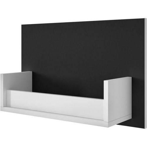Prateleira com Quadro-Negro Branca BPL 21-06 BRV