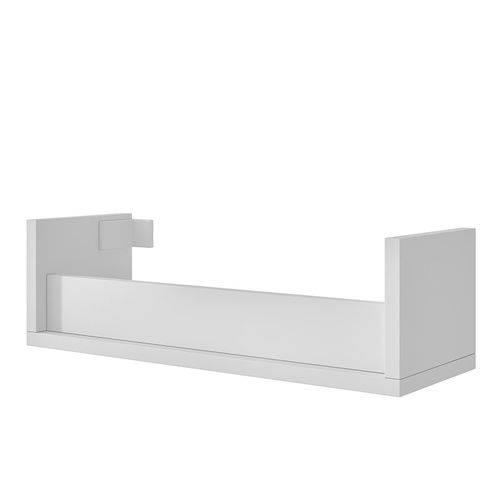 Prateleira Decorativa Branco - Brv Móveis