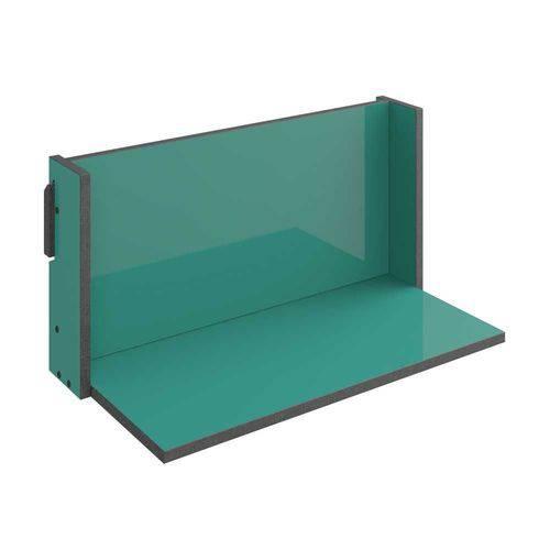 Prateleira Decorativa de Parede 59cm Colorida 1006 Mov BE Móveis - BE Mobiliário