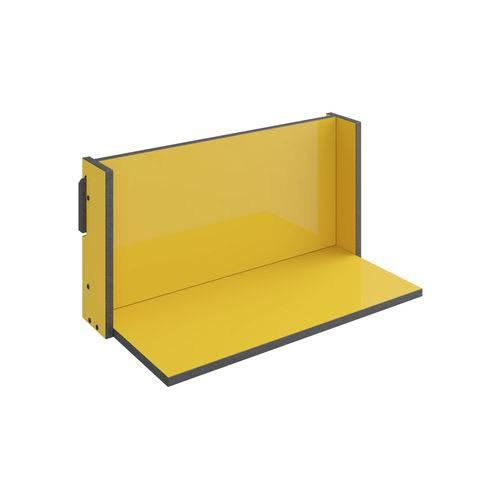 Prateleira Mov Maior Amarelo Bentec