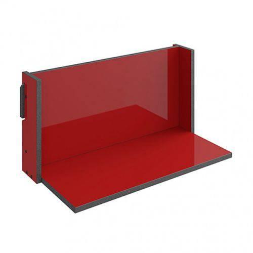 Prateleira Mov Maior-vermelho - Be Mobiliário
