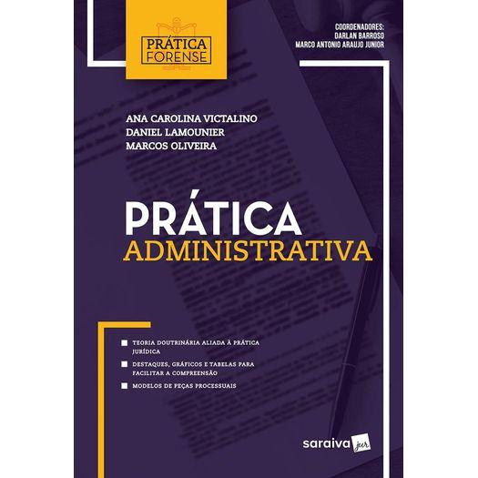 Pratica Administrativa - Saraiva