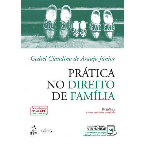 Prática no Direito de Família - 10ª Edição (2018)