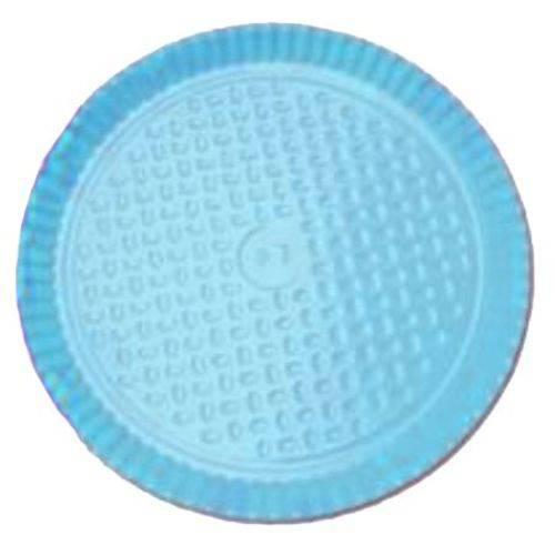 Prato de Papelão P7 - Liso - Cores