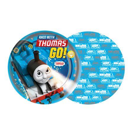 Prato Descartável Thomas e Seus Amigos - 08 Unidades