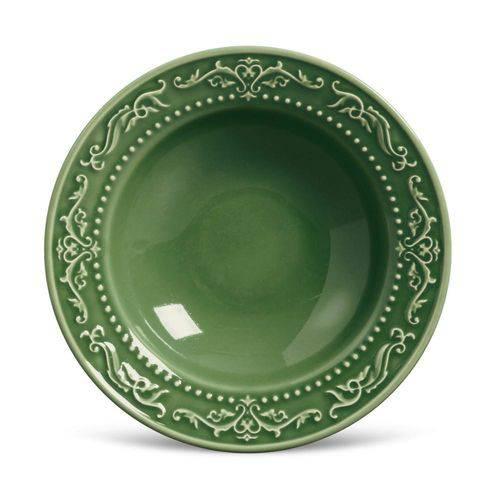 Prato Fundo Acanthus Verde