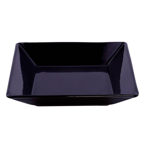 Prato Fundo Quartier Black Oxford 21x21cm